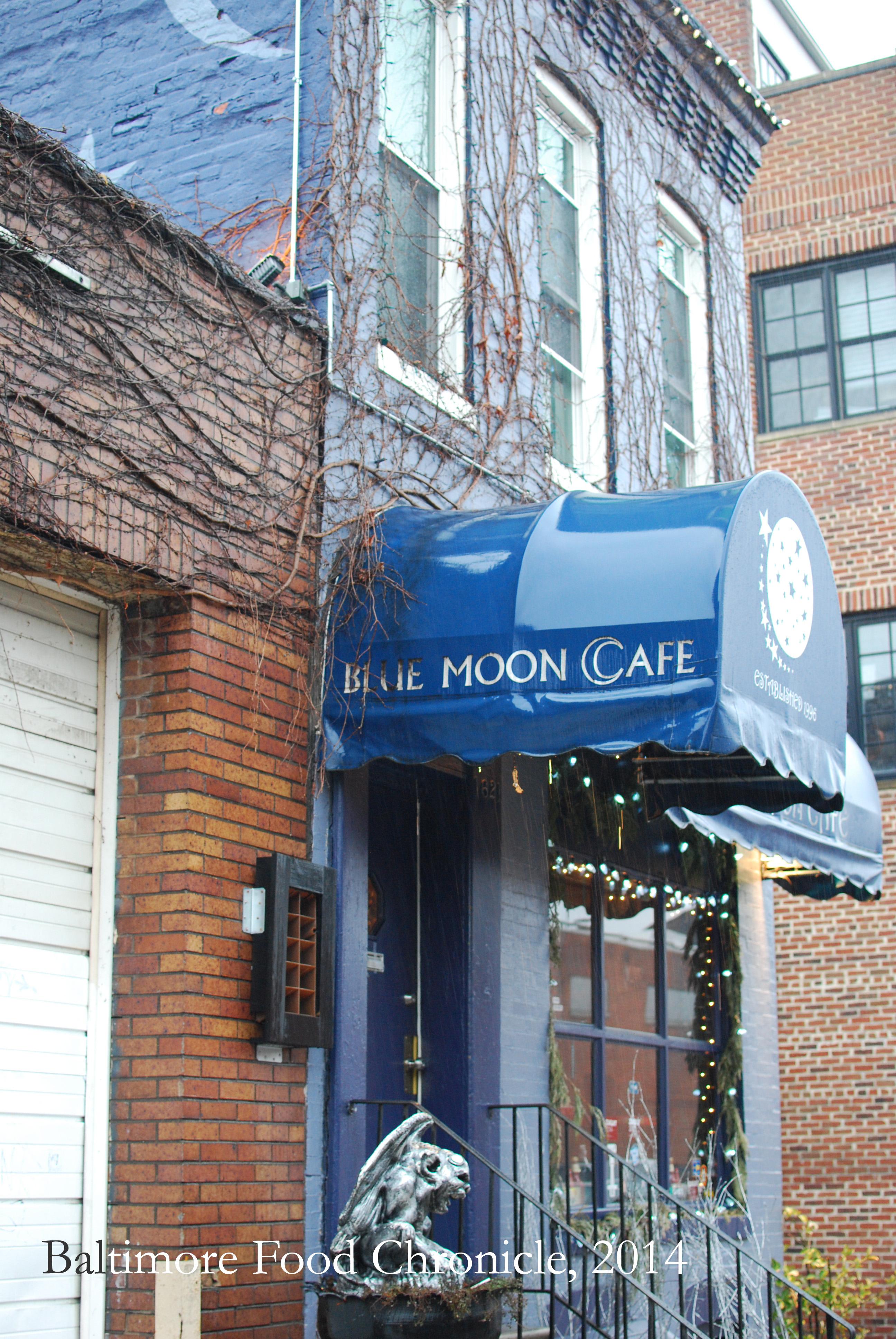 Blue Moon Cafe Maryland