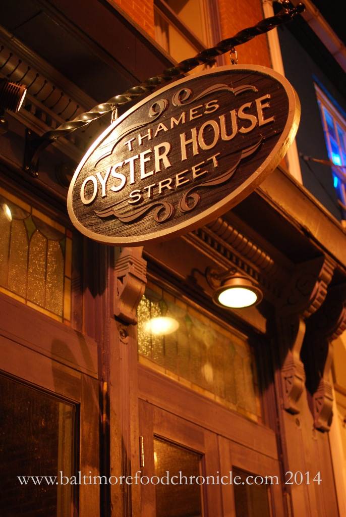 Thames Street Oyster House 03