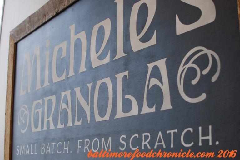 Michele's Granola 05