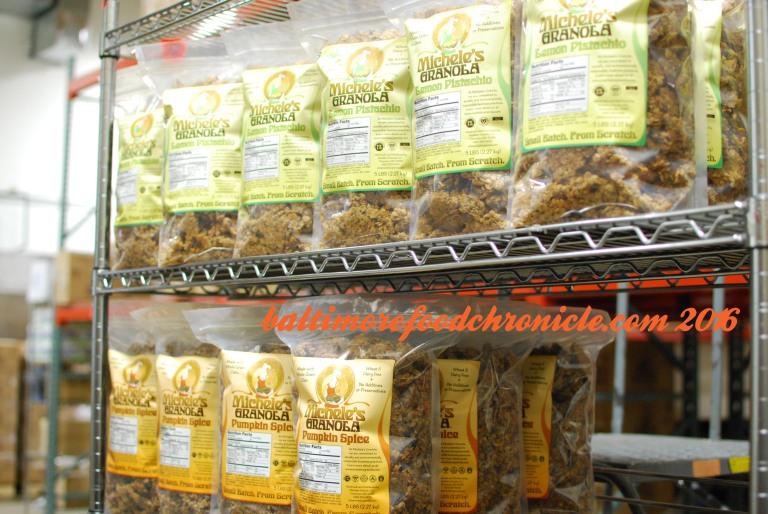 Michele's Granola 09