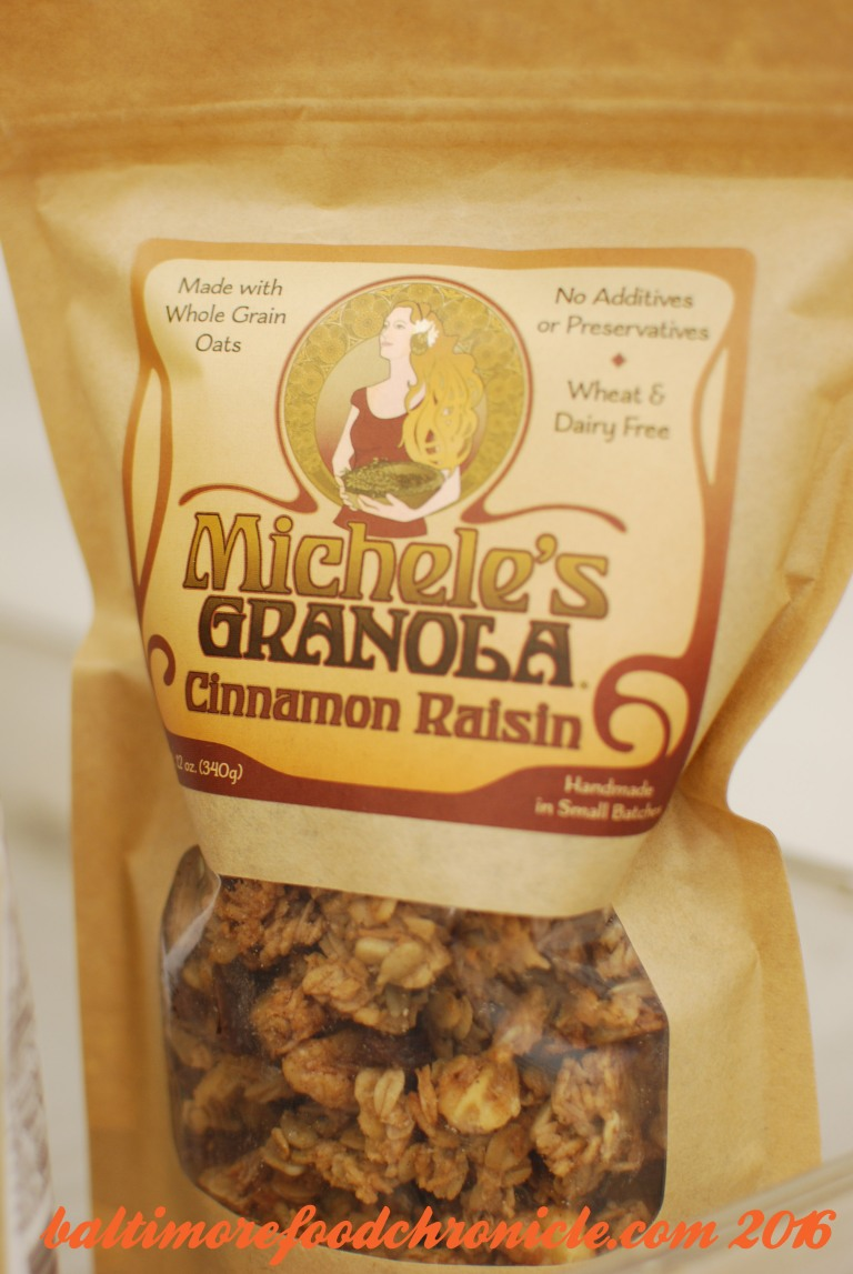 Michele's Granola 13