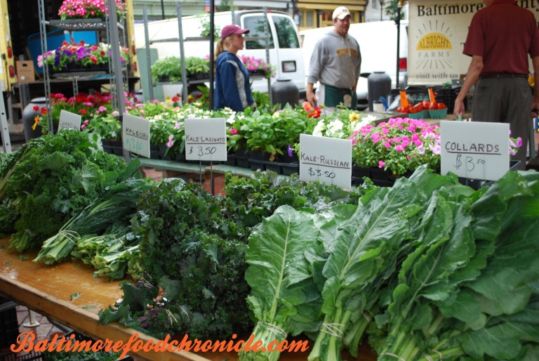 Fells Point Farmers Market 10
